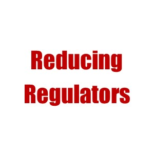 Reducing Regulators