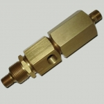 Model 1026 Inline Dome Loaded Reducing Regulator