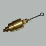 Model 1091 High Flow Toggle Operated Valve
