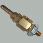 Model 816BH Hand Operated Open/Close Valve with Brass Toggle Handle