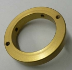 Model 657 mount nut for 415, 1053, 1372 regulators