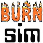 BurnSim software