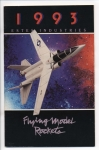 Estes 1993 Flying Model Rocket Catalog
