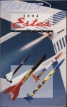 Estes 1994 Flying Model Rocket Catalog