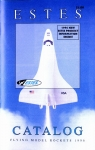 Estes 1996 Flying Model Rocket Catalog