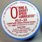 Model 2.5 33 Speed Lubricator