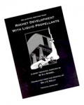 Rocket Development with Liquid Propellants by W H J Riedel