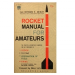 Rocket Manual For Amateurs by Capt. Brinley