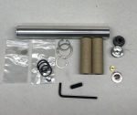 Micro8 Hybrid Rocket Motor with two paper reload kits