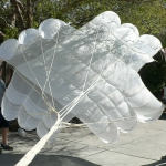 15 foot X-Form Parachute