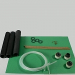 Rattworks H70 I80 I90 Hybrid Rocket Reload Kit