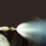 Rattworks X-Flow Injectors for Hybrid Rocket Motor