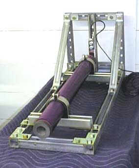 Aerocon Systems Horizontal Vertical Test Stand To 1500 Lb